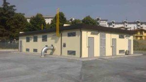 Cabine GAS | Modulo Cimac | Produzione in serie di cabine elettriche prefabbricate in c.a.v. e omologate ENEL
